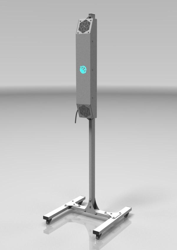 Рециркулятор-очиститель воздуха NEWLED.NEF-WORK (передвижной)